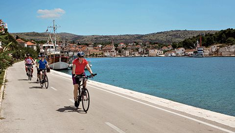 VBT Tours: The Dalmatian Islands