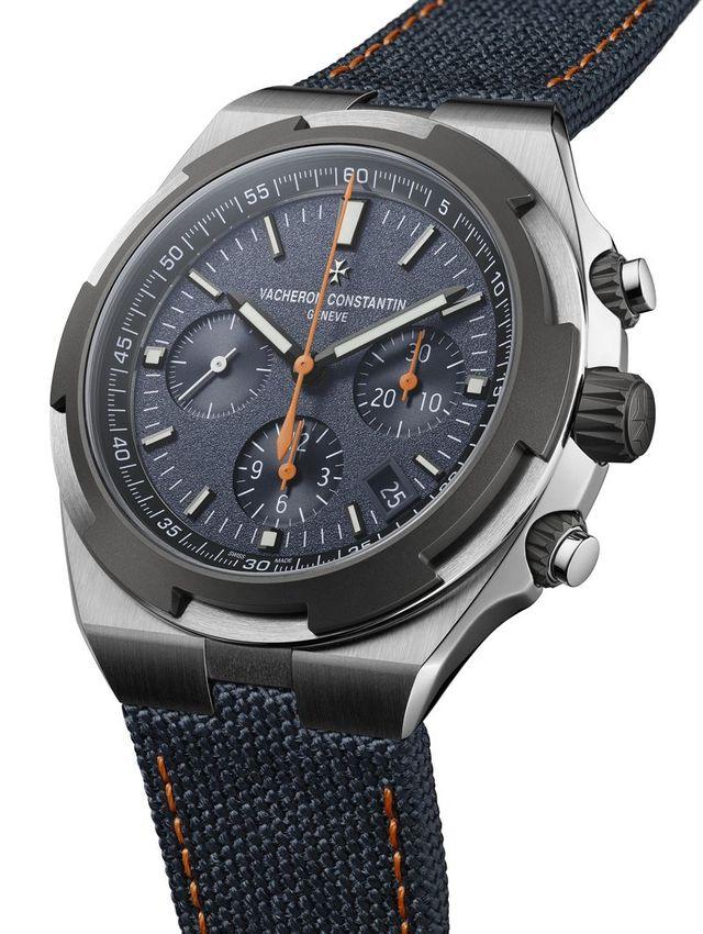 overseas chronographcory richardseverest