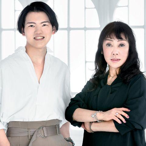 サステナ賢者、小野澤亜南さんと母・嘉子さん