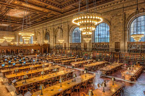 ニューヨーク公共図書館 the new york public library