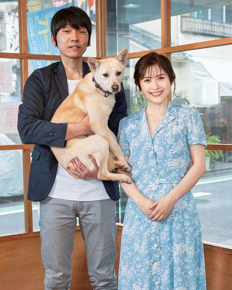 宮澤エマさんが、ピースワンコ・ジャパン プロジェクトリーダー 安倍 誠さんにお話を伺いました。