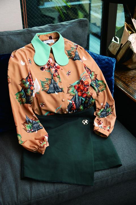 椎木里佳さんのお気に入り衣装