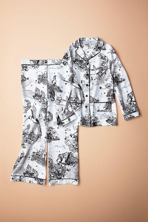 ディオールのパジャマ