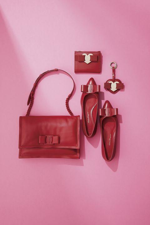 サルバトーレ フェラガモのバッグと靴