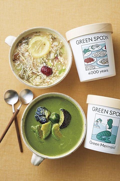 グリーン スプーン「パーソナルスープ」