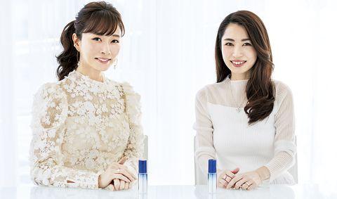 石井美保さんとふしみしほさんの対談