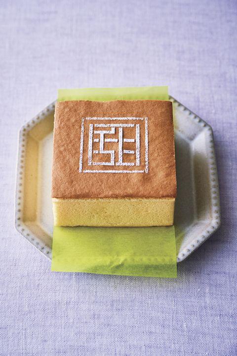 台湾甜商店「甜カステラ プレーン」