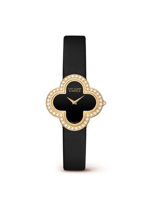 Van Cleef & Arpels Sweet Alhambra系列珠寶腕錶