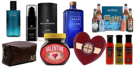 Valentine's Day gift guide men under £20