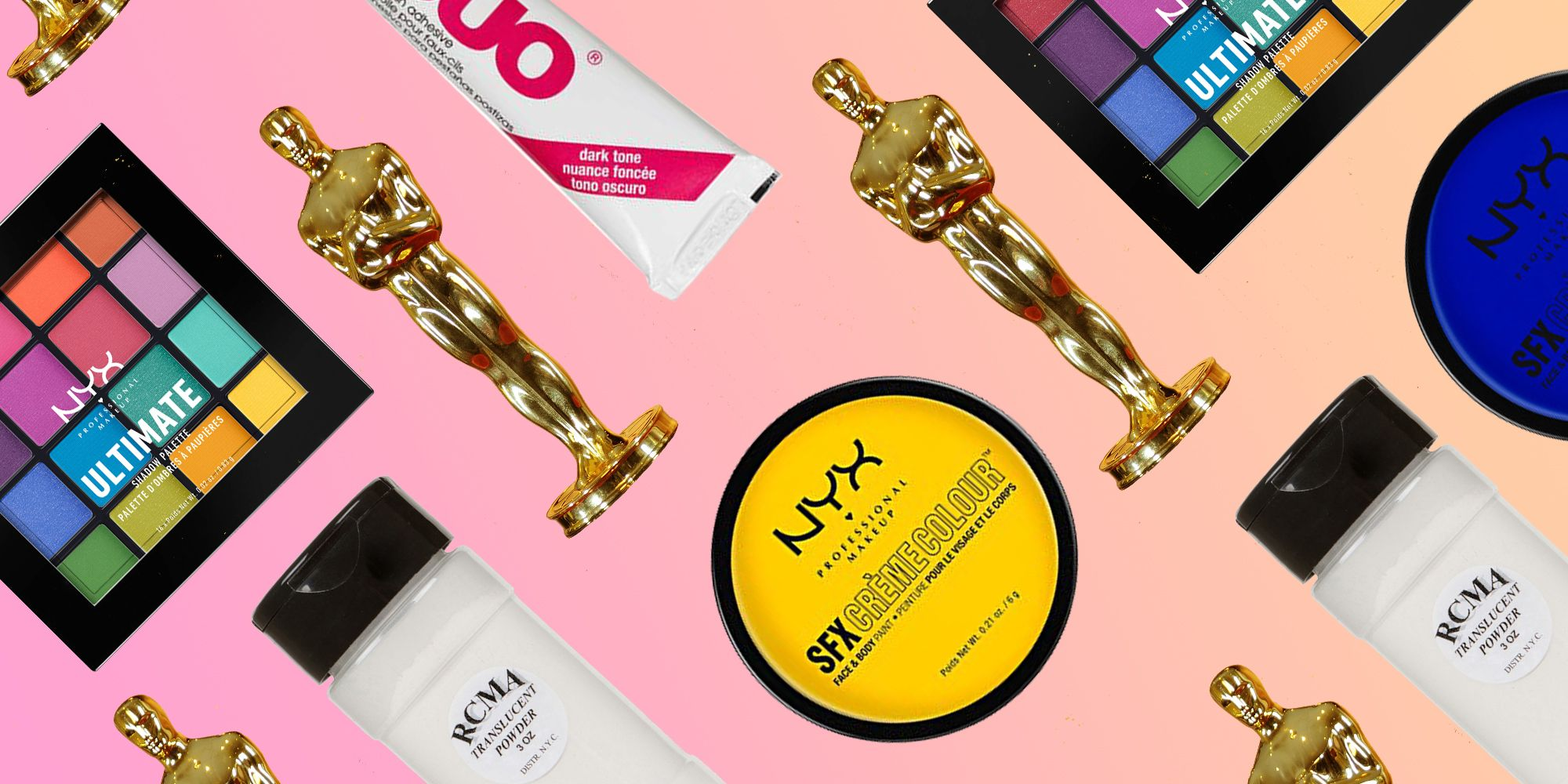 9 products an Oscar winning makeup artist can't live without