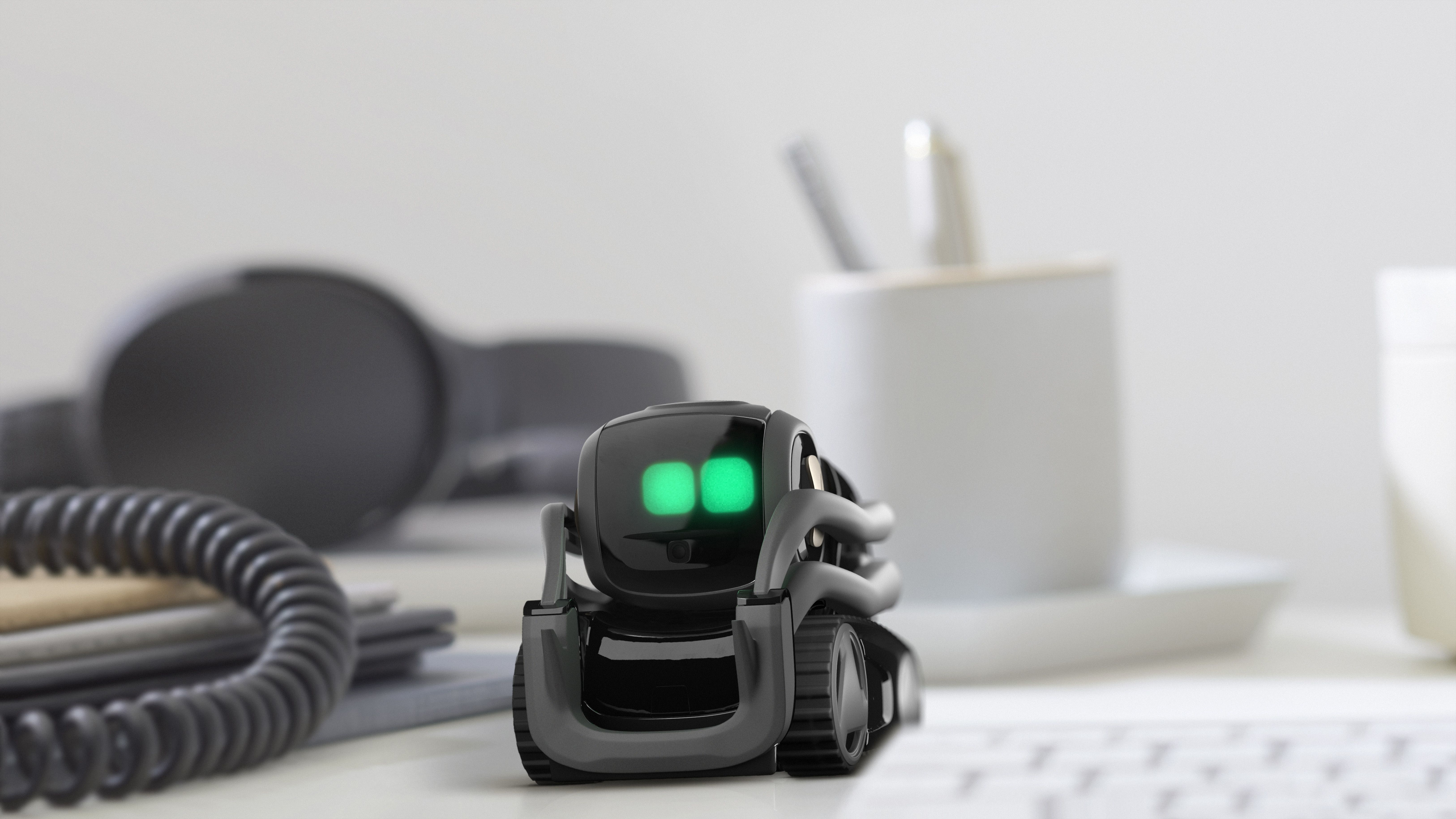 Anki Vector Robot A Helpful Robot Sidekick for Your Home