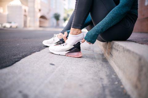 hardloper schoen hardlopen