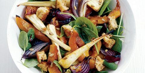 wintersalade groenten
