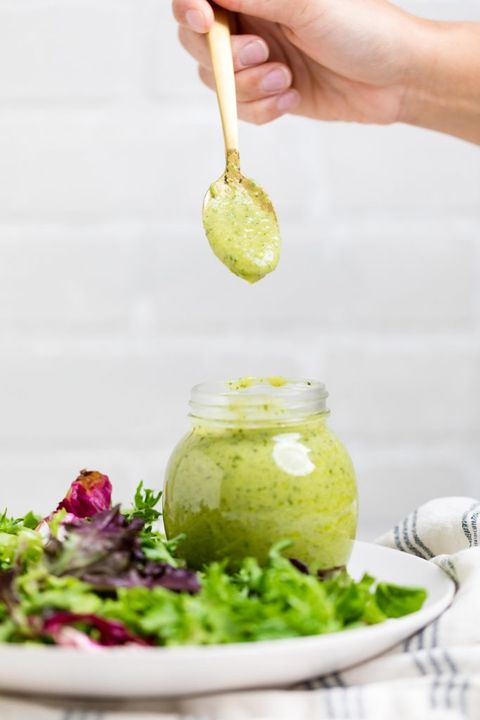 vegan avocado dressing