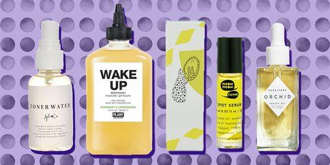 Product, Yellow, Beauty, Liquid, Fluid, Bottle, Brand, Hair care,
