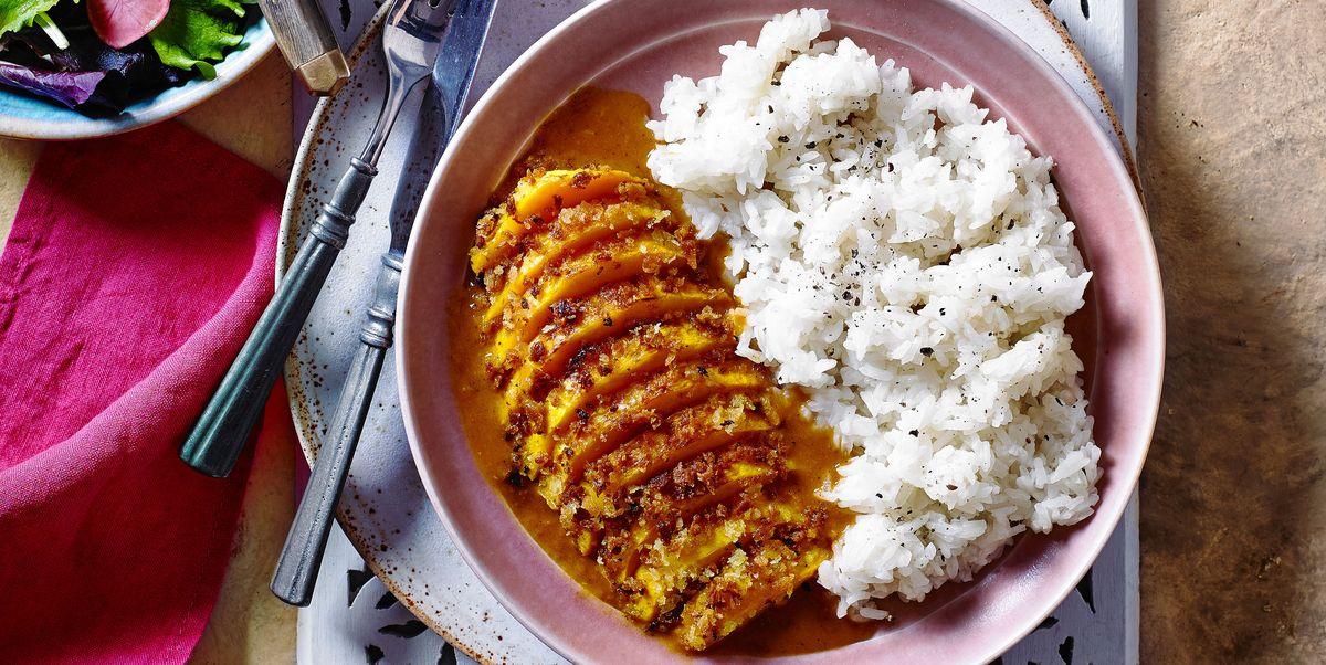 Vegan Butternut Katsu Curry Recipe