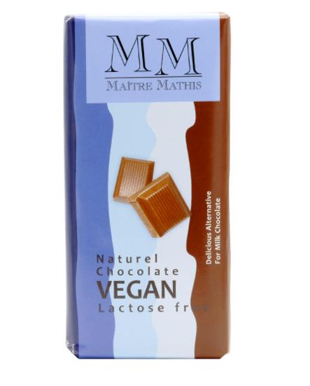vegan chocoladereep maitre matisse