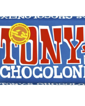 chocoladereep puur tony's chocolonely