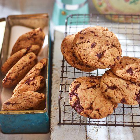 best biscuit and cookie recipes vegan chocolate chip cookies