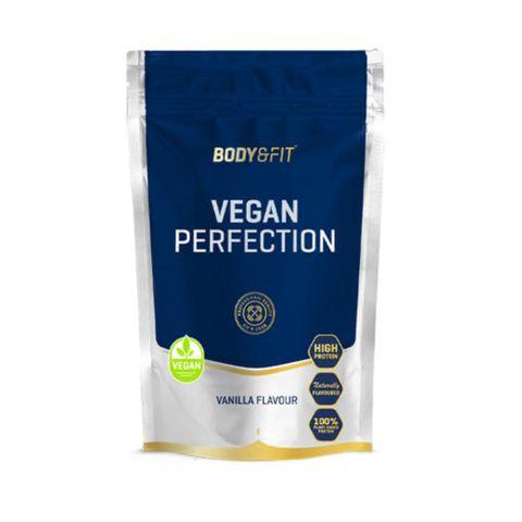 body  fit   vegan perfection