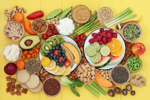 vegan health food for a healthy life