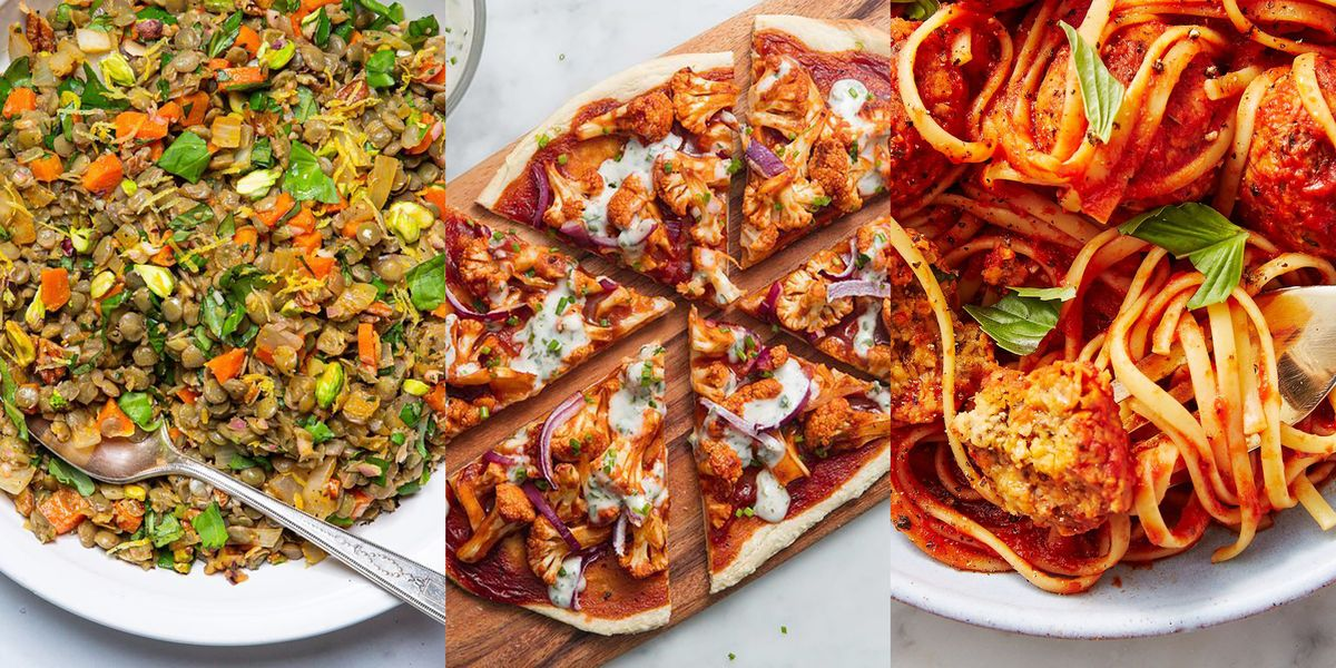 Vegan Meals That Are Far From Bland Or Boring