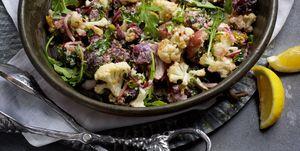 Vegan recept! Dit lunchgerecht is licht verteerbaar en helemaal plantaardig
