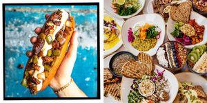 25 Vegan Restaurants UK