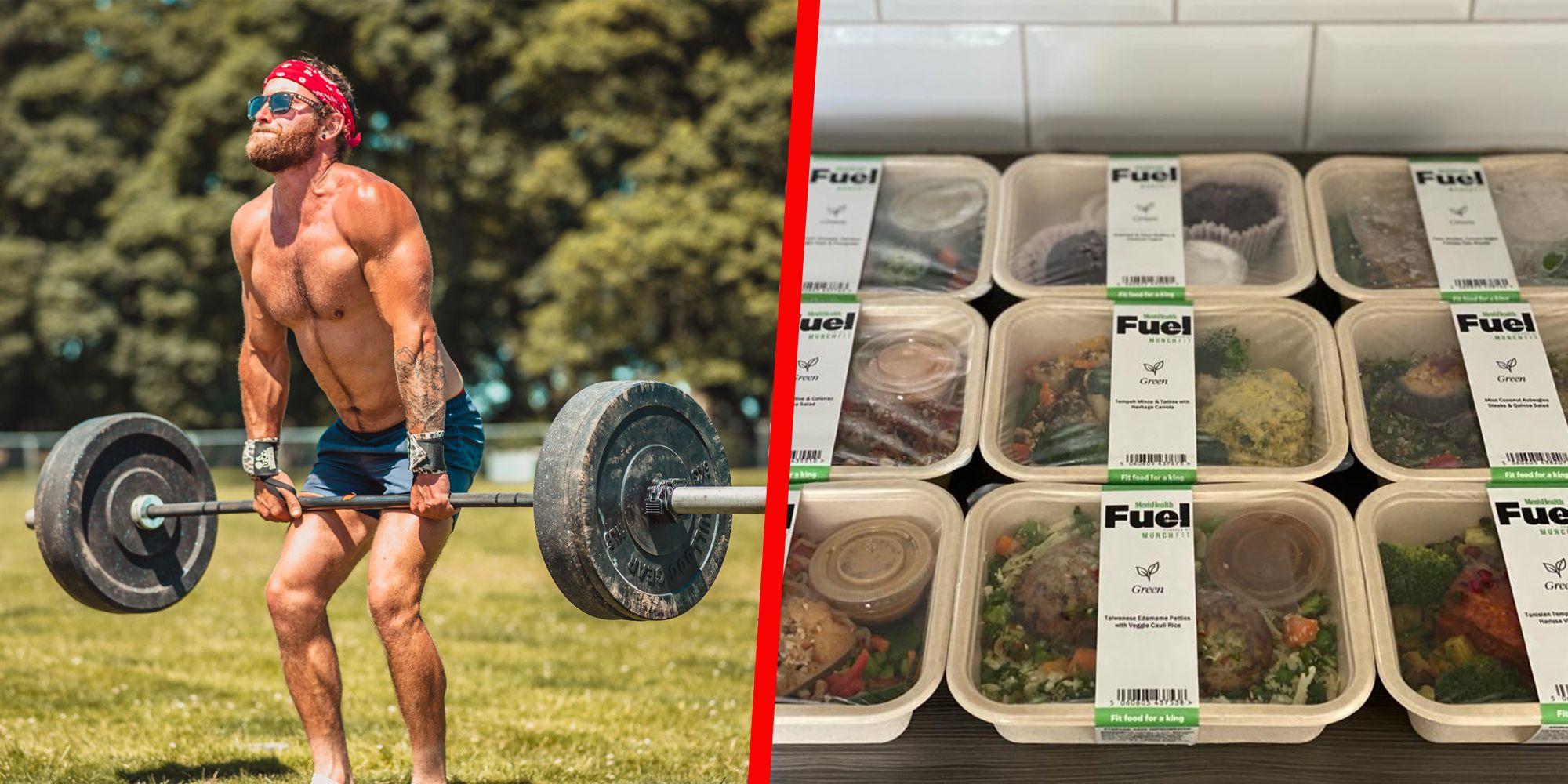 This Vegan Meal Plan Builds Lean Muscle