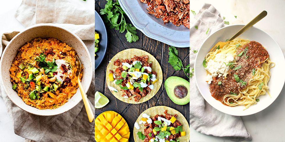 vegan slow cooker meals