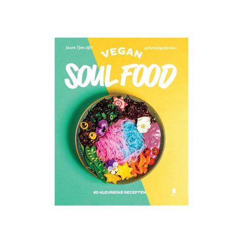 vegan soul food 60 kleurrijke recepten
