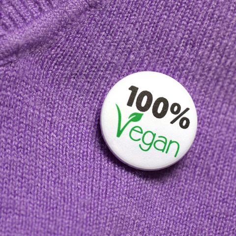 100 vegan statement of lifestyle choice