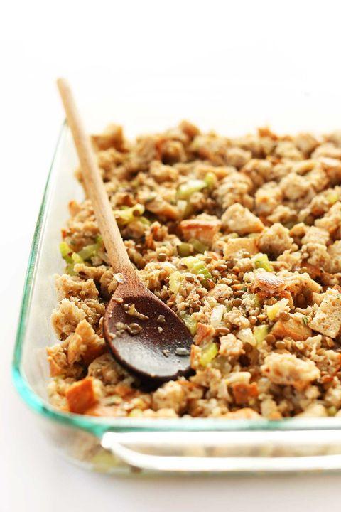 stuffing recipes simple vegan