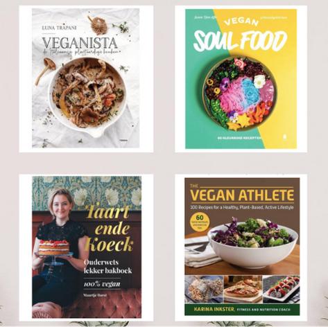 vegan kookboeken 2020