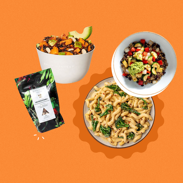 vegan meal delivery kits