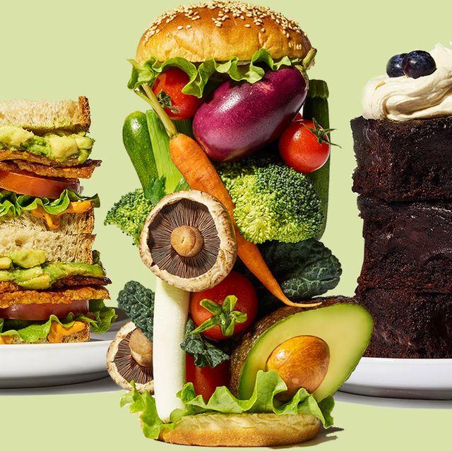 Junk food, Food, Fast food, Cuisine, Natural foods, Dish, Food group, Vegan nutrition, Veggie burger, Ingredient,
