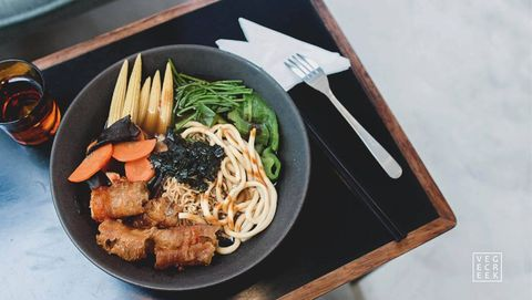 Dish, Food, Cuisine, Noodle, Chinese noodles, Ingredient, Fried noodles, Lo mein, Produce, Chow mein,