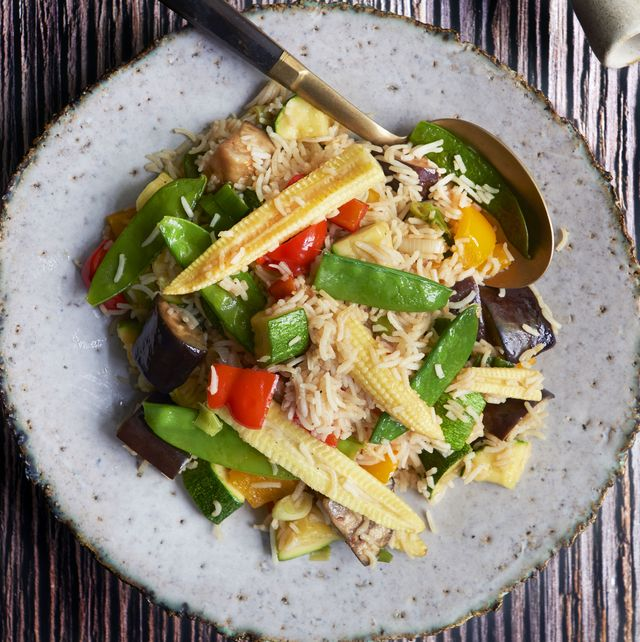 vegetable katsu curry
