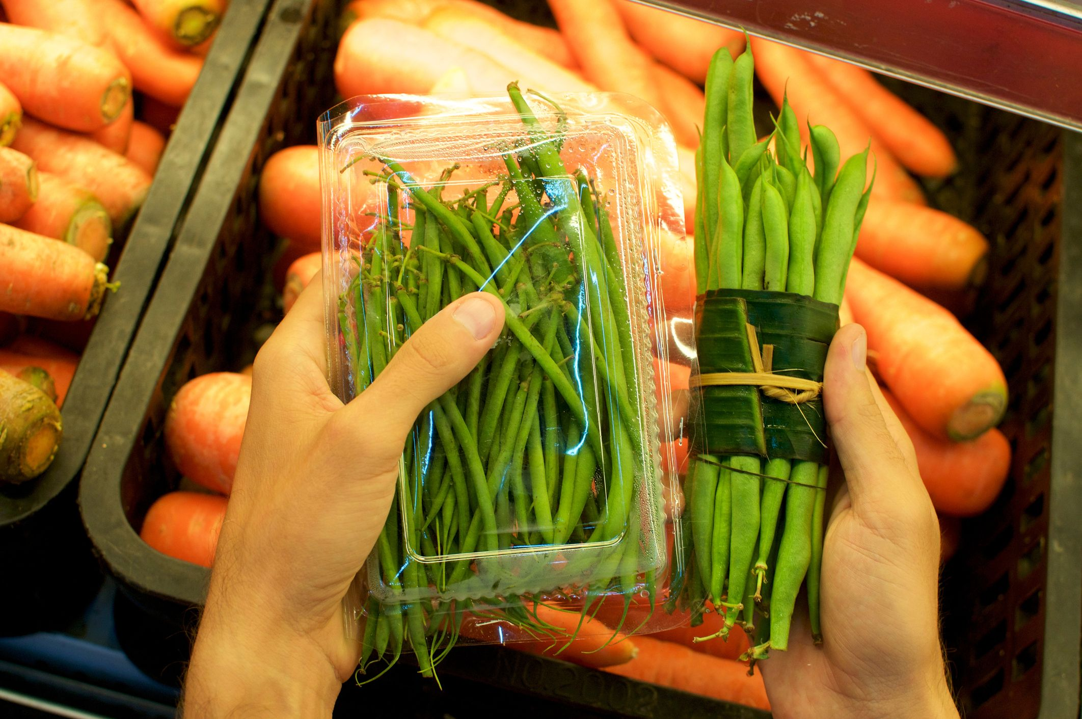 Fight back against plastic in your weekly shop!