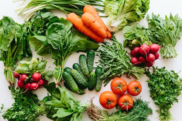las verduras más saludables que menos engordan