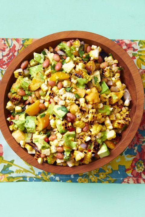 vegetarian 4th of july menu
