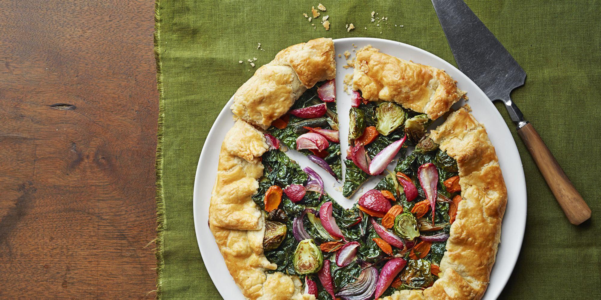 32 Vegetarian Christmas Dinner Recipes Vegetarian Holiday Main Dishes