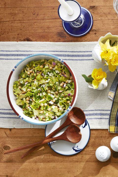 vegetarian dinner ideas chopped salad