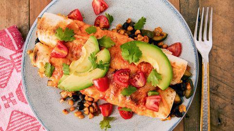 Dish, Food, Cuisine, Ingredient, Meal, Panzanella, Vegetable, Salad, Produce, Vegetarian food,