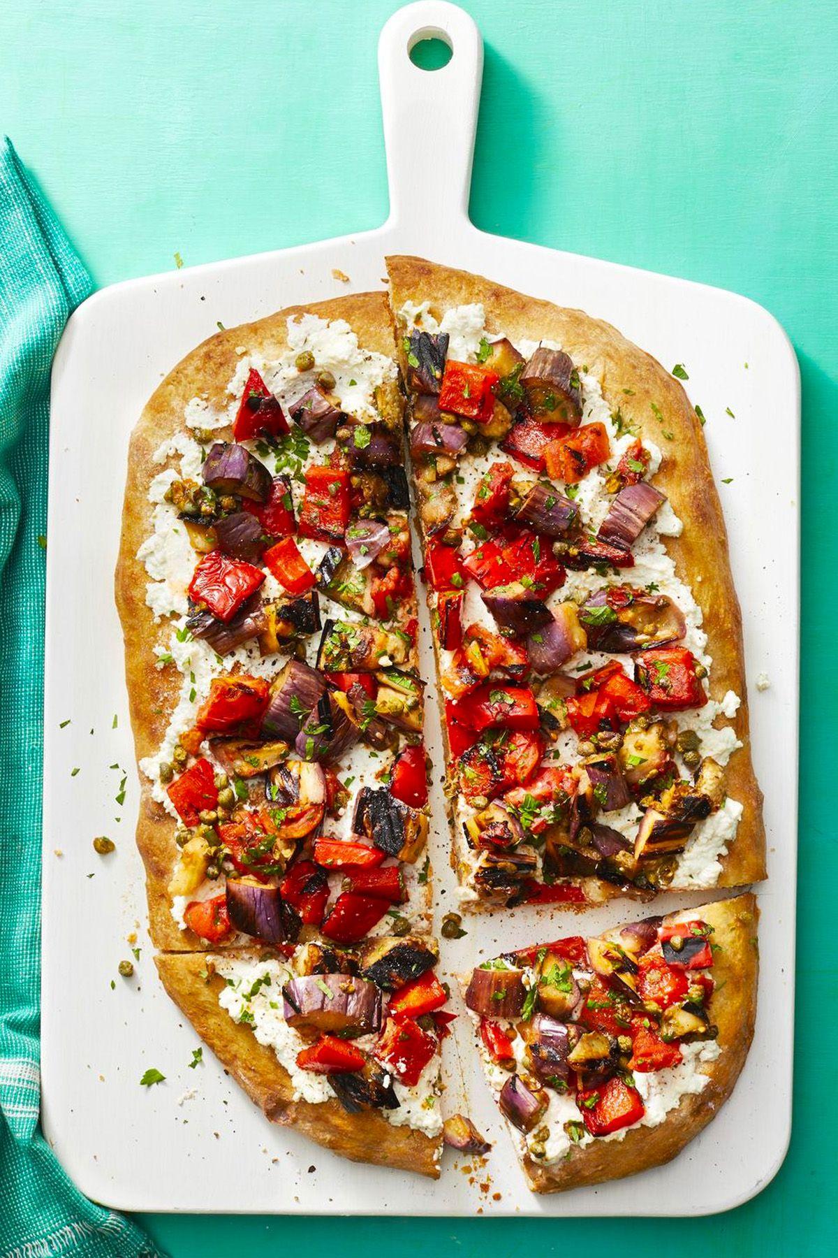 quick easy healthy meals vegetarian