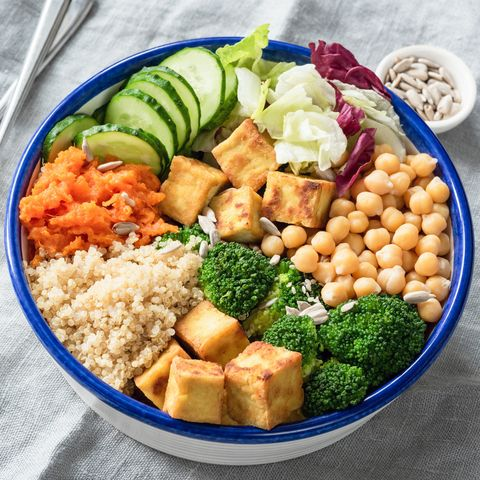 Best vegetarian protein sources, according to experts.