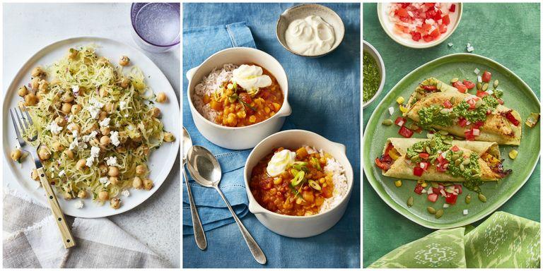 50 best vegetarian recipes easy vegetarian meal ideas vegetarian recipes forumfinder Gallery