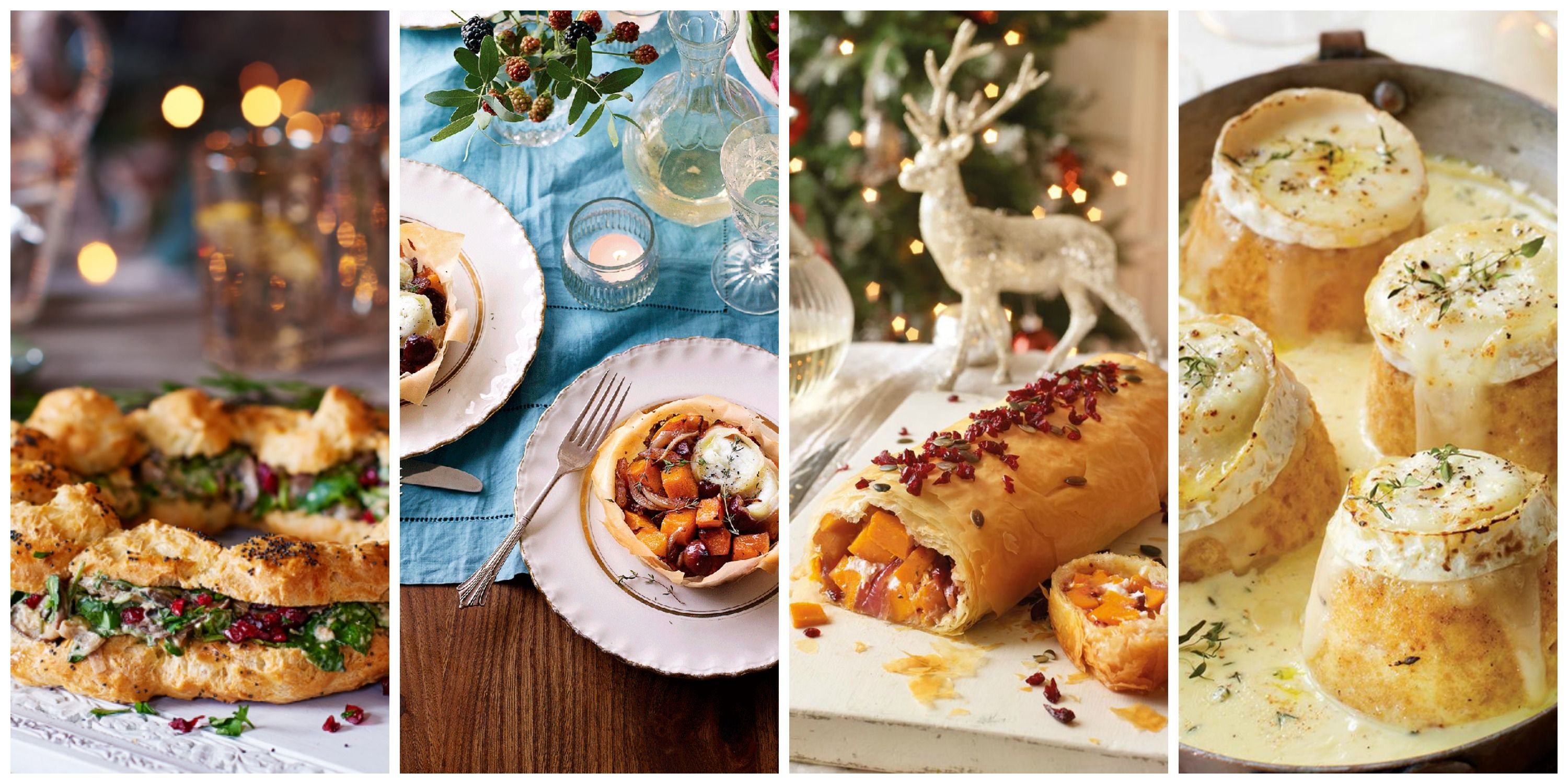 27 of the best vegetarian Christmas recipes - Veggie Xmas dinner