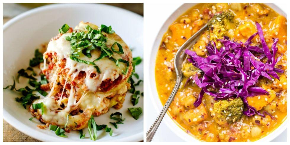 15 Best Vegetarian Slow Cooker Recipes Easy Vegetarian Crock Pot Ideas