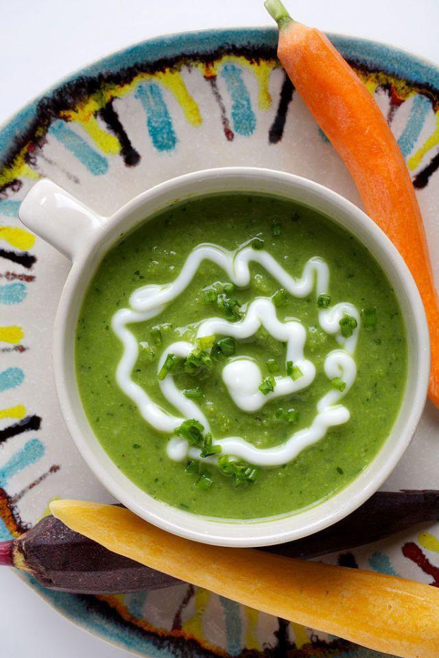 vegetarian soup recipes split pea
